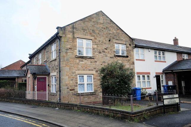 Thumbnail Flat for sale in Millside, Morpeth