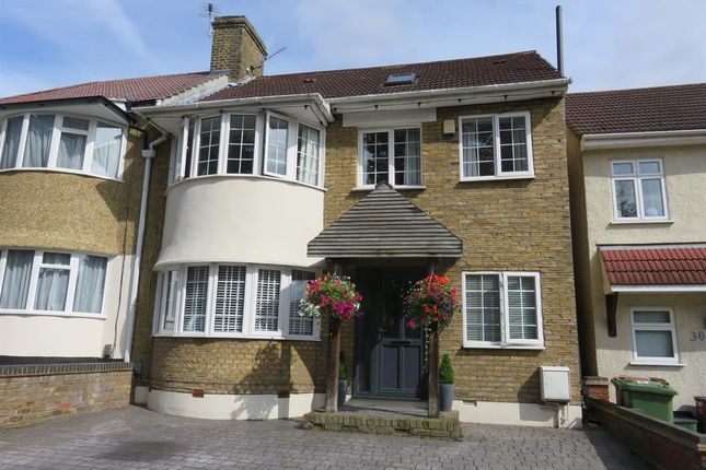 Thumbnail Semi-detached house for sale in Lodge Hill, Welling, Kent