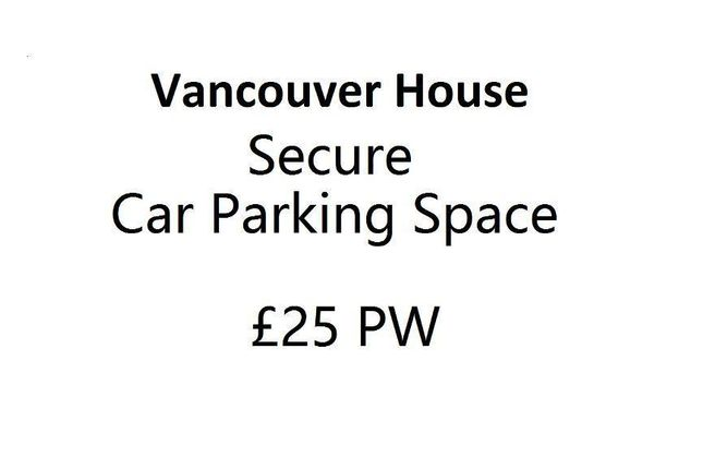 Parking/garage to rent in Vancouver House, Needleman Street, Canada Water, London