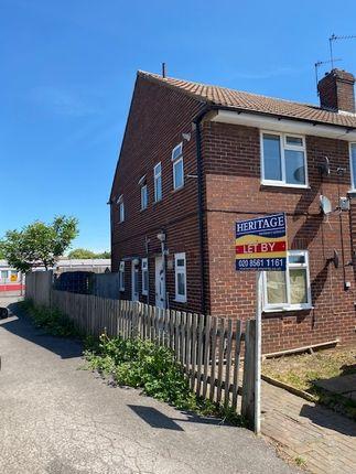 Thumbnail Maisonette to rent in West End Lane, Harlington, Middlesex