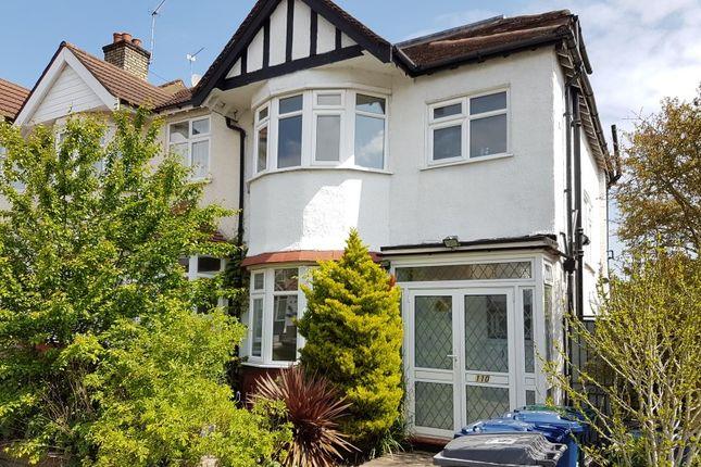 Thumbnail Semi-detached house for sale in Ashurst Road, Friern Barnet, London