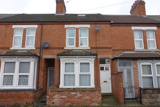 Thumbnail Terraced house to rent in William Street, Loughborough