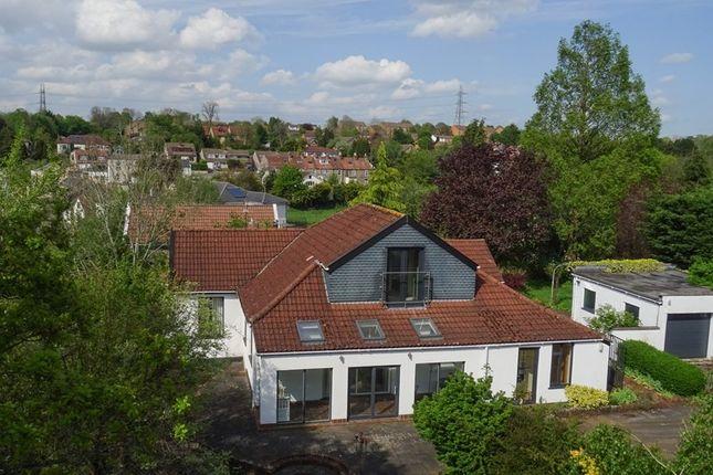 Thumbnail Detached bungalow for sale in Keynsham Road, Willsbridge, Bristol