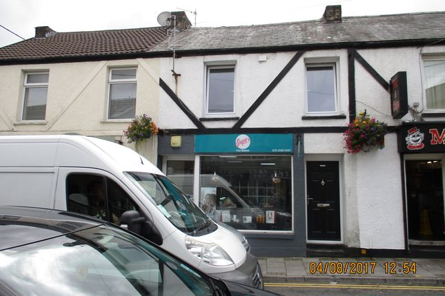 Thumbnail Duplex to rent in Clive Street, Caerphilly