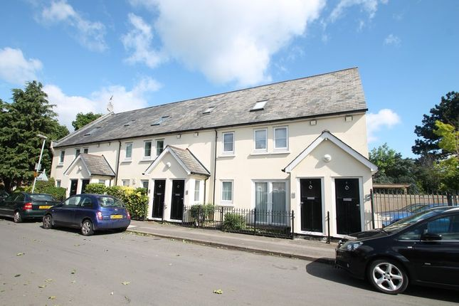 Thumbnail Town house to rent in Colham Avenue, West Drayton