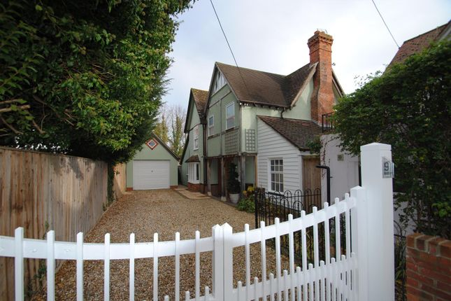Thumbnail Detached house for sale in Belmont, Wantage