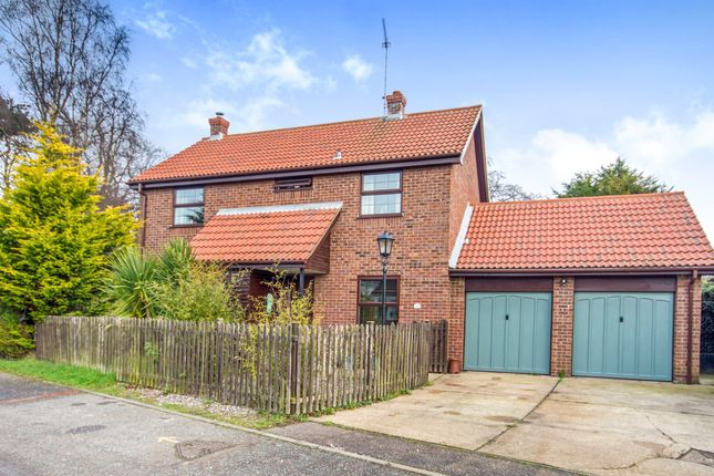 Thumbnail Detached house for sale in Chimney Springs, Ormesby, Great Yarmouth