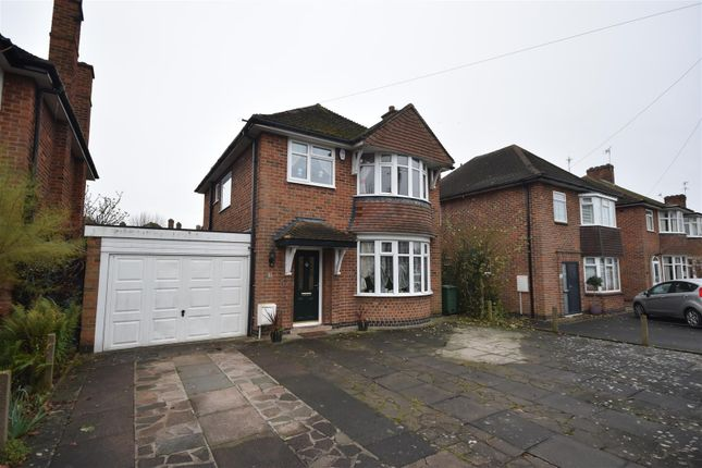 Thumbnail Detached house for sale in Lansdowne Drive, Loughborough