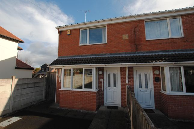 Thumbnail Semi-detached house to rent in Greenway, Wingerworth, Chesterfield