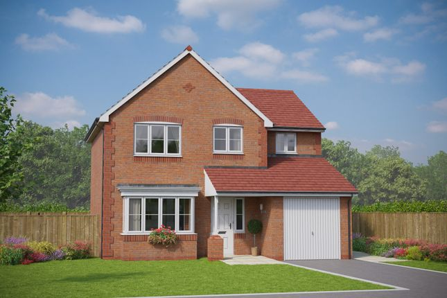 Thumbnail Detached house for sale in Parc Hendre, St George Road, Abergele