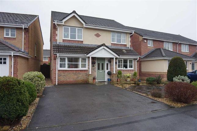 Thumbnail Detached house for sale in Ffordd Yr Odyn, Swansea