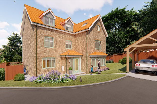 Thumbnail Detached house for sale in Stanton Close, Dereham