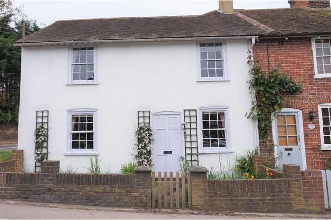 Thumbnail Cottage for sale in Shalmsford Street, Canterbury