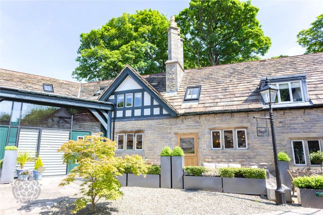 Thumbnail Detached house for sale in Smithills Dean Road, Bolton