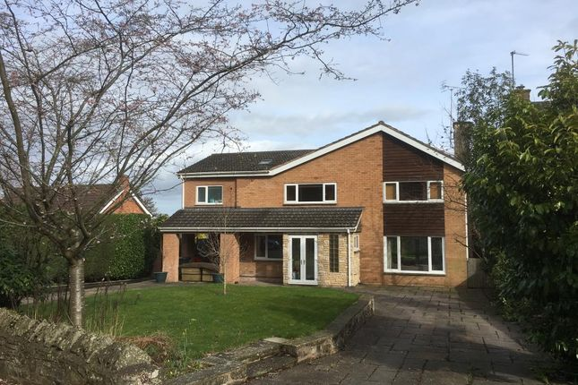 Thumbnail Detached house for sale in Hereford, City