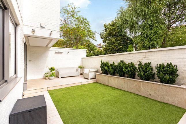 Garden of Gabrielle Court, 1-3 Lancaster Grove, Belsize Park, London NW3