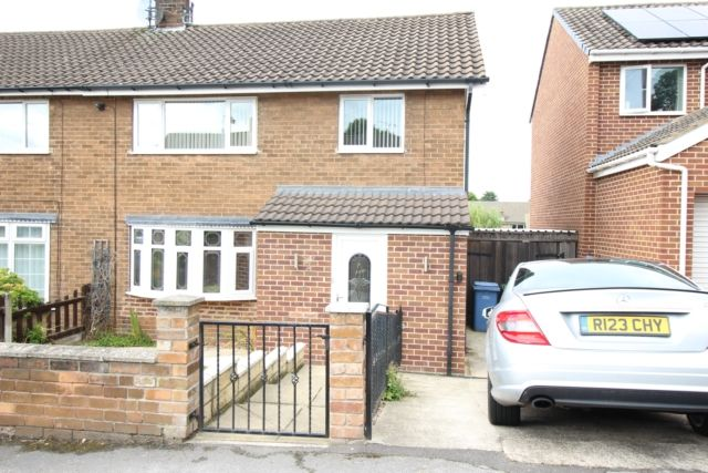 3 bed semi-detached house for sale in Harewood Road, Worksop