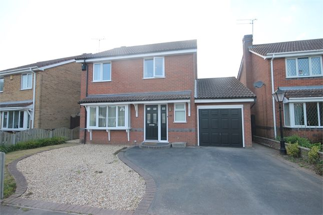 Detached house for sale in Rowan Way, Balderton, Newark, Nottinghamshire.