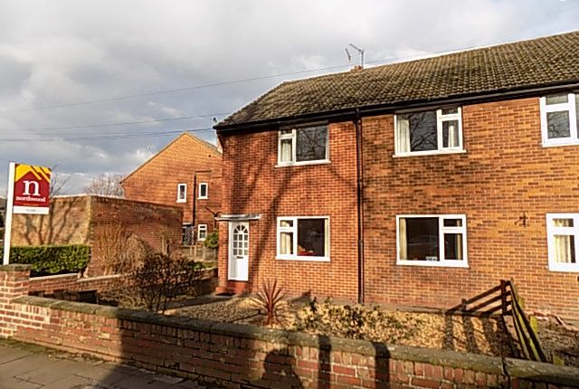 Thumbnail Flat to rent in Victoria Place, Carlisle