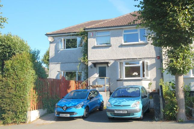 Thumbnail End terrace house for sale in Dingle Road, North Prospect, Plymouth