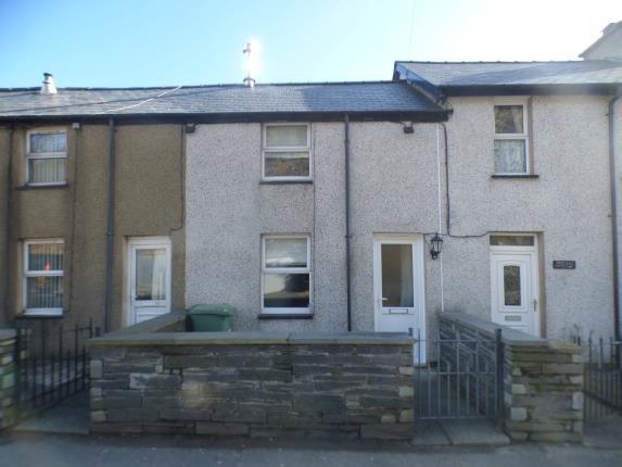 Thumbnail Terraced house for sale in Glandwr, Glanypwll, Blaenau Ffestiniog