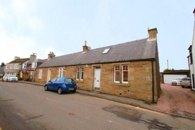 Thumbnail End terrace house for sale in High Street, Freuchie, Fife