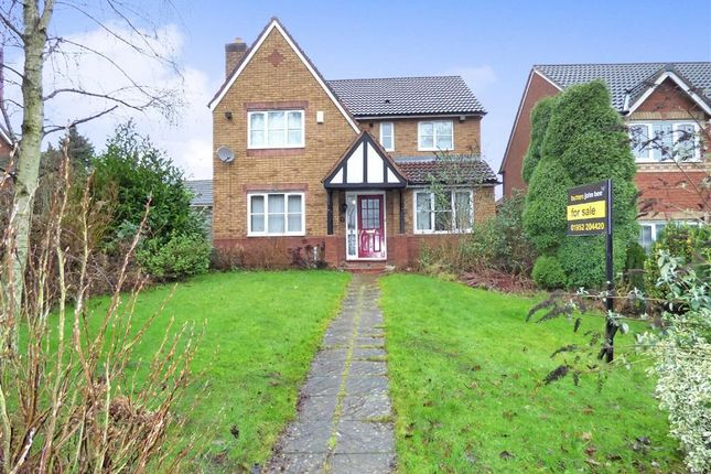 4 bed detached house for sale in Norwich Drive, Randlay, Telford, Shropshire