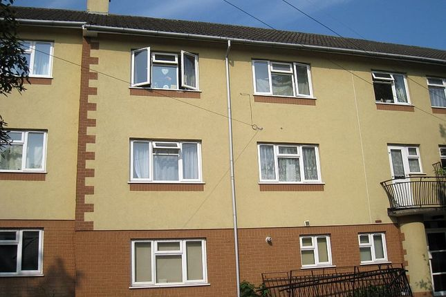 Thumbnail 2 bedroom flat to rent in Tachbrook Road, Leamington Spa