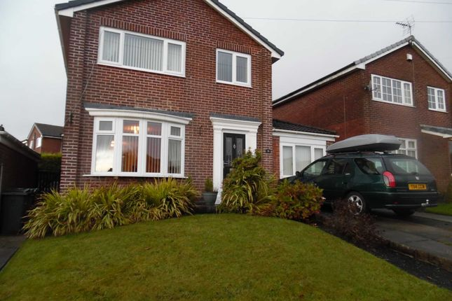 4 bed detached house for sale in Whinberry Way, Oldham