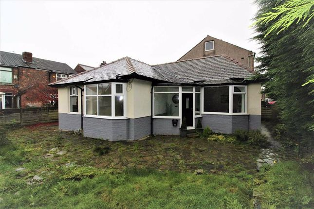 Thumbnail Bungalow to rent in Stanley Street, Prestwich, Prestwich Manchester