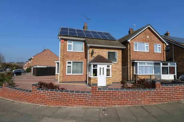 Thumbnail 3 bed detached house for sale in Skelton Drive, West Knighton, Leicester, Leicestershire