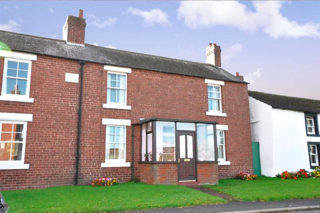 Thumbnail Semi-detached house for sale in 2 Broad View, Great Orton, Carlisle, Cumbria
