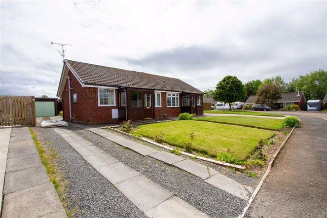 Thumbnail Bungalow for sale in Lindisfarne Gardens, Tweedmouth, Berwick-Upon-Tweed