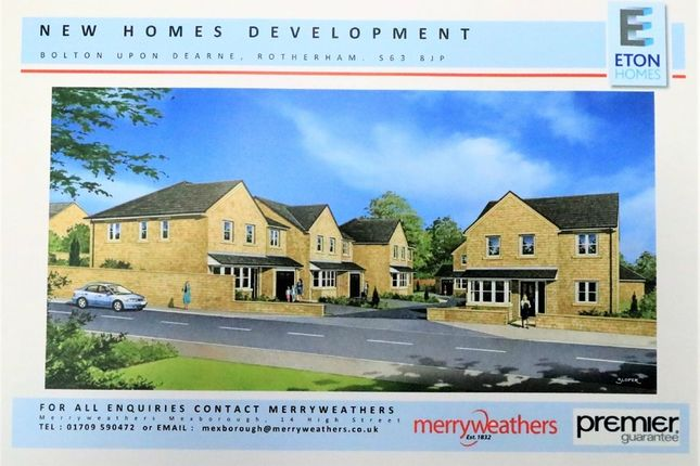 Thumbnail Detached house for sale in Wath Road, Bolton Upon Dearne, Rotherham, South Yorkshire