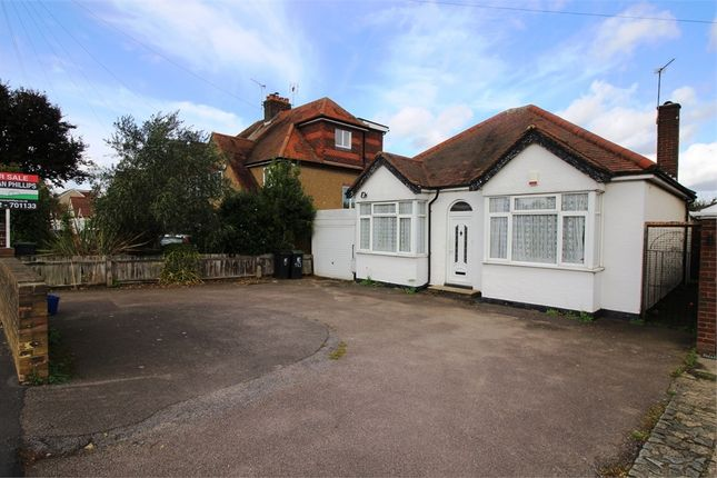Thumbnail Detached bungalow for sale in Honey Lane, Waltham Abbey, Essex