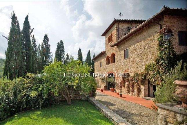 Farm for sale in Greve In Chianti, Tuscany, Italy