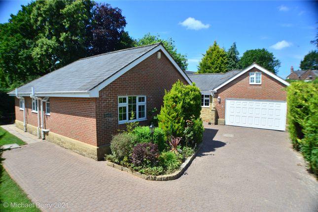 Thumbnail Bungalow for sale in Ivy Farm Gardens, Culcheth, Warrington, Cheshire