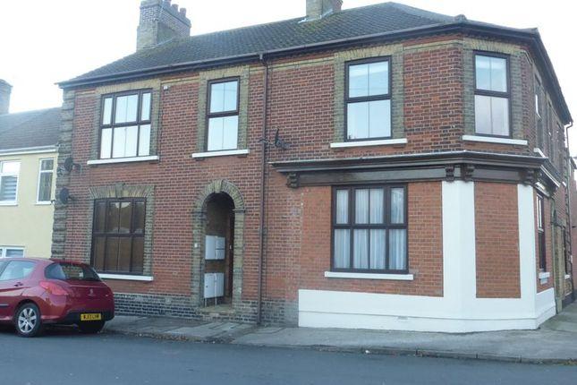 Thumbnail Flat for sale in Wilson Road, Pakefield, Lowestoft