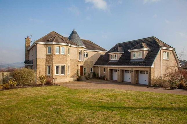 Thumbnail Detached house for sale in Dollarbeg Park, Dollar