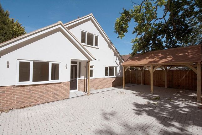 Thumbnail Bungalow for sale in Queens Road, Hersham, Walton-On-Thames