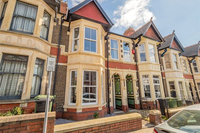 Thumbnail Terraced house for sale in Mafeking Road, Penylan, Cardiff