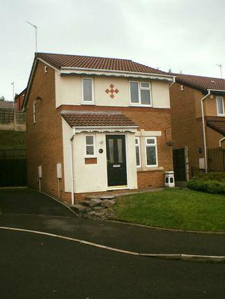 Thumbnail Semi-detached house to rent in Launceston Close, Oldham
