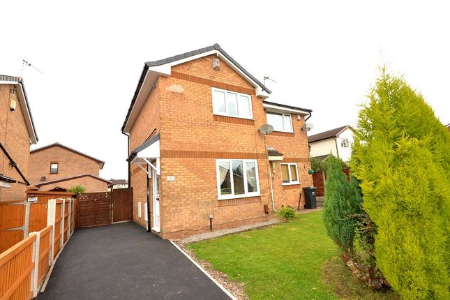 Thumbnail Semi-detached house to rent in Wharfedale, Westhoughton