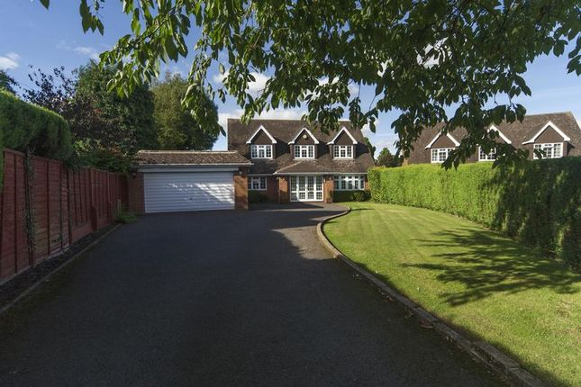 Thumbnail Detached house for sale in Bowood Drive, Tettenhall, Wolverhampton