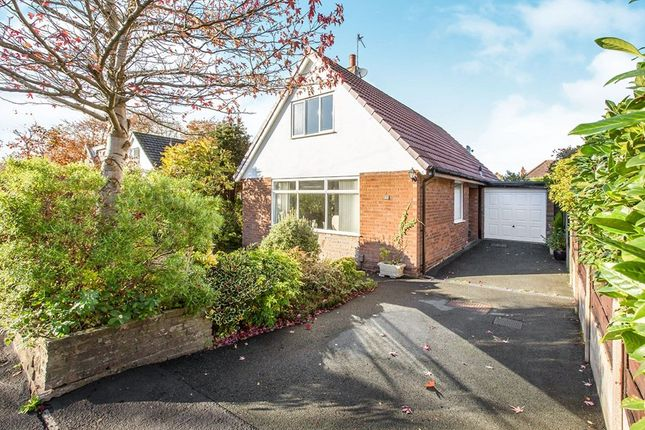 Thumbnail Detached house for sale in Sandringham Road, Macclesfield