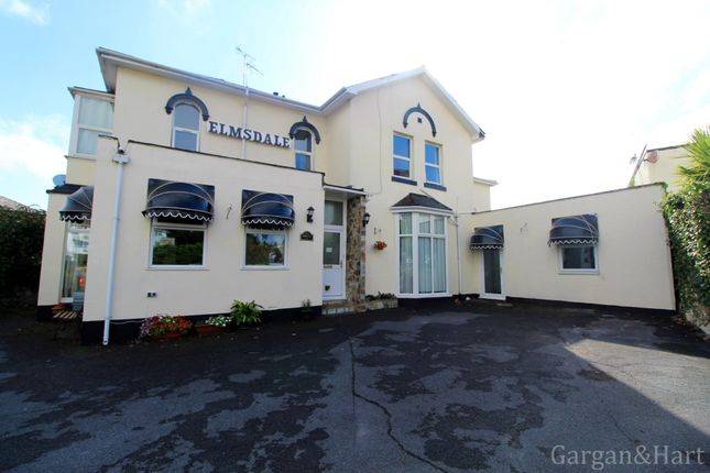 Thumbnail Semi-detached house for sale in Avenue Road, Torquay