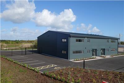 Thumbnail Light industrial to let in New Industrial Building With Yard, Tir Llwyd Enterprise Park, Kinmel Bay, Rhyl, Conwy