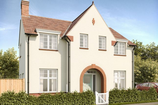 Thumbnail Detached house for sale in Ffordd Y Neuadd, Cross Hands