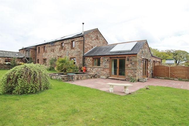 Thumbnail Semi-detached house for sale in Hideaway Barn, Sprunston, Durdar, Carlisle, Cumbria