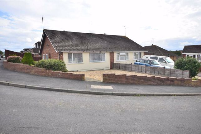 Thumbnail Bungalow for sale in Arundel Close, Tuffley, Gloucestershire